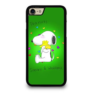 PEANUTS SNOOPY AND WOODSTOCK iPhone 7 Case