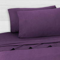 Brooklyn Flat Jersey Sheet Set