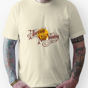 Neil Young Harvest Unisex T-Shirt