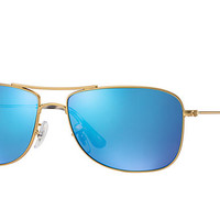 Look who's looking at this new Ray-Ban Rb3543 Chromance