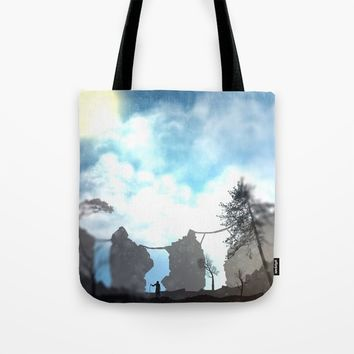 Explore Tote Bag by Moonlit Emporium