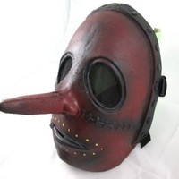 Slipknot Chris Fehn Long Nose Mask Halloween Mask Prop