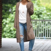 Street Chic Cardigan | Monday Dress Boutique