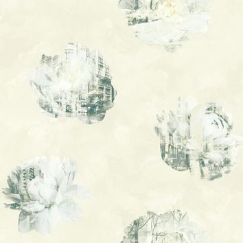 York RY2760 Risky Business 2 Double Exposure Removable Wallpaper