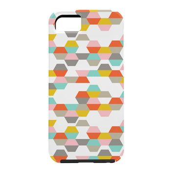 Heather Dutton Hex Code Cell Phone Case