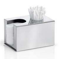 Nexio Combinationbox for cotton swabs & pads | Blomus | Novelties | AmbienteDirect.com