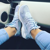 Nike Air Huarache ''Dolphin Blue''