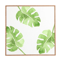 Wonder Forest Split Leaf Framed Wall Art
