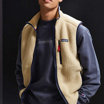 Patagonia Retro Pile Fleece Vest | Urban Outfitters