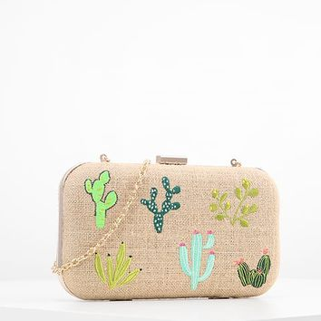 MAMO - Clutch - nutmeg/white @ Zalando.co.uk 🛒