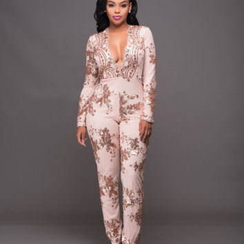 women sexy jumpsuits,Deep V jumpsuits,lady sleeping wear,club and party jumpsuits  JMS5032