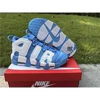 Nike Air More Uptempo University Blue Sneaker US7-12