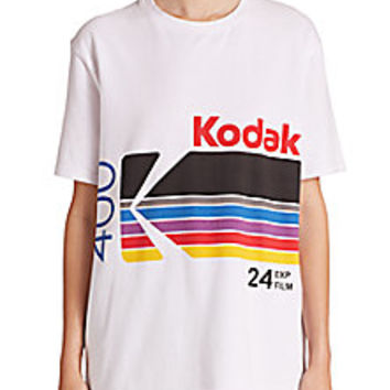Opening Ceremony - Kodak Logo Tee - Saks Fifth Avenue Mobile