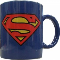 ROCKWORLDEAST - Superman, Coffee Mug, Logo