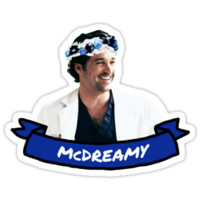 McDreamy by drmedusagrey