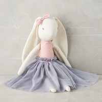 Ballerina Plush Toy by Anthropologie
