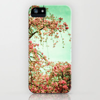 Flowers Touch the Sky iPhone & iPod Case by Olivia Joy StClaire