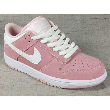 Nike Sb Dunk Low Pink 309601 604 Size 36 40