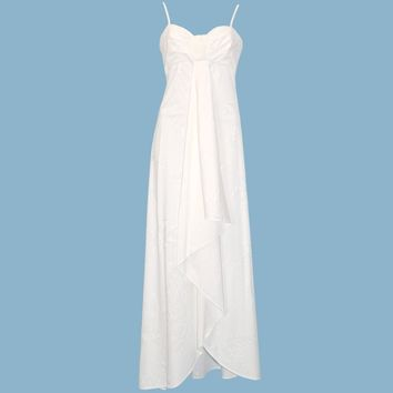 ulu pele hawaiian beach wedding dress
