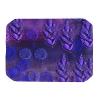 "Marianna Tankelevich ""Summer Night"" Purple Lavender Place Mat"