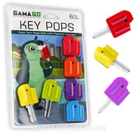 Popsicle Key Covers