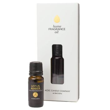 Lotus Amber Home Diffuser Fragrance Oil