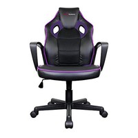 Gaming Chair Tacens MGC0BP Metal PVC Black Purple
