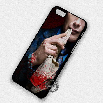Mads Mikkelsen Lecter - iPhone 7+ 6S 5 SE Cases & Covers