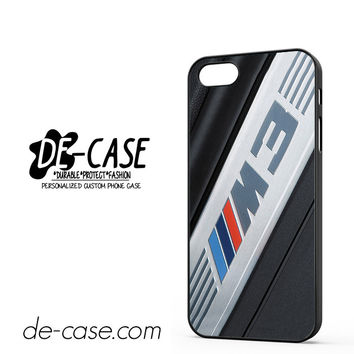 Bmw M3 Logo DEAL-1982 Apple Phonecase Cover For Iphone 5 / Iphone 5S