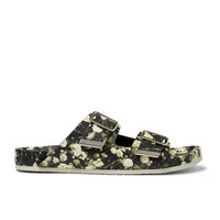 Givenchy - Floral-Print Leather Sandals | MR PORTER