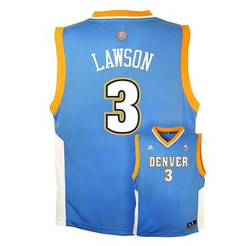 adidas Denver Nuggets Ty Lawson NBA Jersey - Boys 8-20, Size: