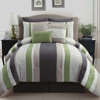 Victoria Classics Madison 8-pc. Comforter Set - Queen