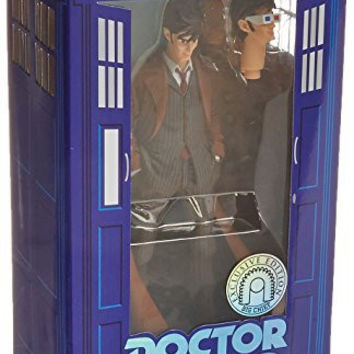 Big Chief Studios Doctor Who: The Tenth Doctor (Brown Suit Version) Dynamix Limited Edition Figure Statue