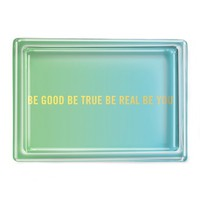 Fringe Studio | Be You Glass Soap Dish | Nordstrom Rack