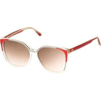 ONETOW balenciaga vintage butterfly frame sunglasses 7