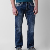 Rock Revival Beal Relaxed Straight Jean