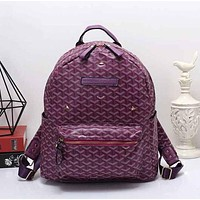 Perfect Goyard Women Men Shopping Bag Leather Satchel Shoulder Bag Crossbody