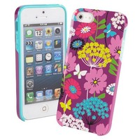 Vera Bradley Hybrid Hardshell for iPhone 5 (Flutterby)