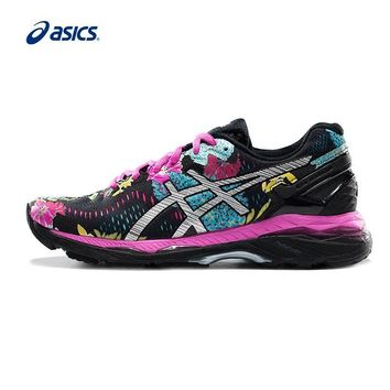 qiyif Original ASICS GEL-KAYANO 23 Women's Cushion Stability Running Shoes ASICS Sports Shoes Sneakers free shipping