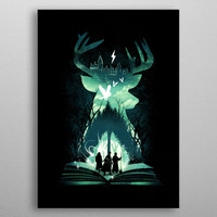 The Magic Never Ends by Dan Fajardo | Displate