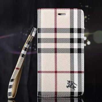 One-nice™ BURBERRY iPhone Phone Cover Case For iphone 6 6s 6plus 6s-plus 7 7plus