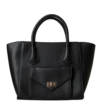 Marilyn Vegan Leather Tote Bag-FINAL SALE