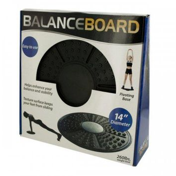 Balance Board Pivoting Exercise Platform (pack of 2)