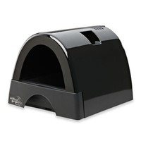 Kitty A GoGo™ Litter Box in Black