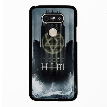 HIM BAND HEARTAGRAM LG G5 Case Cover