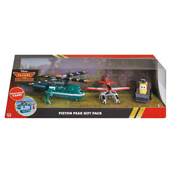 Mattel Planes Fire and Rescue Gift Pack