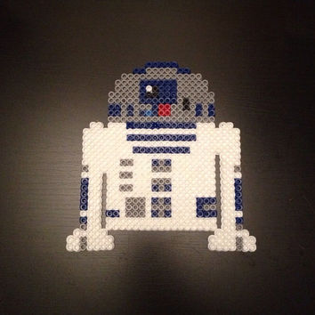 R2D2 Magnet by K8BitHero on Etsy