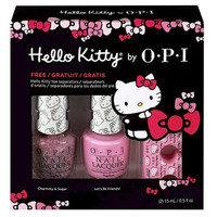 OPI Hello Kitty Collection Limited Edition Nail Lacquer Duo