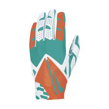 Nike Lockup NFL Miami Dolphins Men's Football Gloves - White