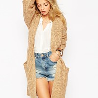 ASOS Cardigan With Belt